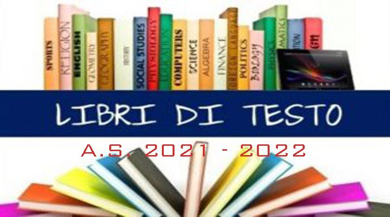 LIBRI DI TESTO A.S. 2021/22